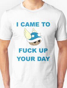 Blue Shell Unisex T-Shirt