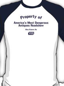 Property of W13 Purple Logo T-Shirt