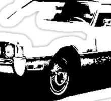 Ford Thunderbird 1972 Sticker
