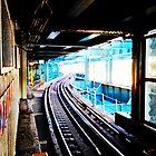 Queensboro Plaza Subway by ARPunk