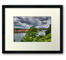 Royal Border Bridge Framed Print