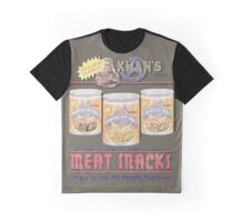 Khan's Brand Meat Snacks Graphic T-Shirt