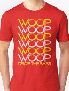 WoopWoopWoop (yellow/white) T-Shirt