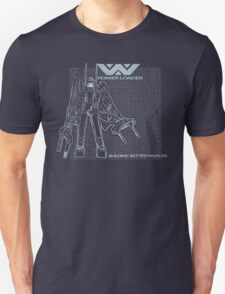 Powerloader Blueprint T-Shirt