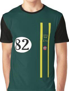 Jim Clark 1965 Indy 500 winning team Lotus Graphic T-Shirt