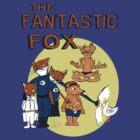 The Fantastic Fox by koalaknight
