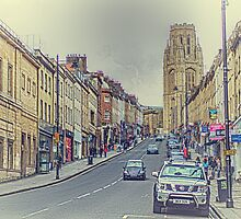 Bristol University by Asif Patel