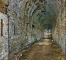 Camponier No1 Grain Fort by Dave Godden