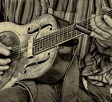 """"""" The Guitar Man """" by canonman99"""