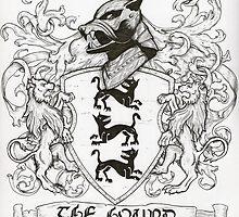 The Hound's Crest by Joe Dragunas
