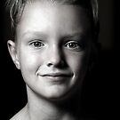 Caleb in Mono by Jodie Williams