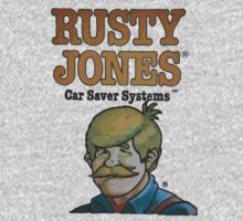 Rusty Jones Rust Prevention HiFi by chapel976