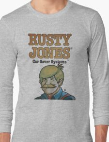 Rusty Jones Rust Prevention HiFi Long Sleeve T-Shirt