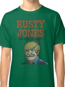 Rusty Jones Rust Prevention - LoFi Classic T-Shirt