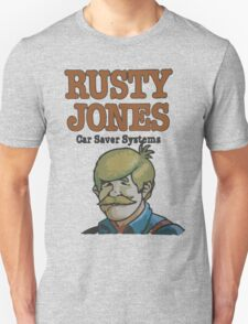 Rusty Jones Rust Prevention - LoFi T-Shirt