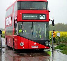 Bus RT1 Cobham bus rally by K.J. Summerfield
