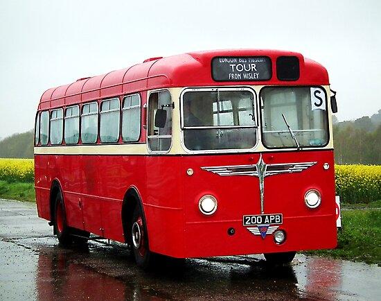 Cobham bus rally 2012 by K.J. Summerfield