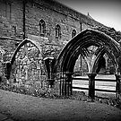 The Priory, Carlisle Cathedral. by Lou Wilson