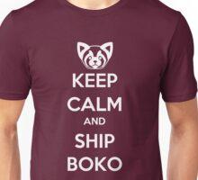 Keep Calm and Ship Boko! Unisex T-Shirt