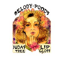 Melody Pond's Judas Tree Lipgloss Photographic Print