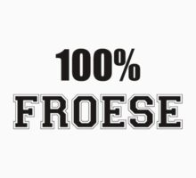 100 FROESE Kids Clothes