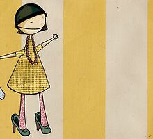The dress up box by Kate Kingsmill