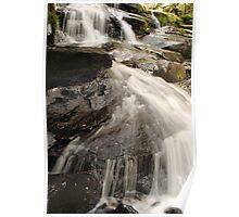 Otways waterfall Poster