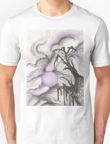 Tree in Moonlight T-Shirt