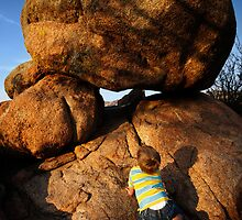 Rock Toddler by Bob Larson