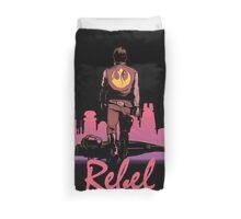 Rebel Duvet Cover