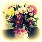 Birthday Bouquet by AuntDot