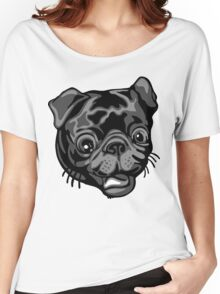 Pug Face Women's Relaxed Fit T-Shirt
