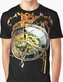 Analog > Digital Steampunk watch gears Graphic T-Shirt