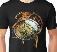 Analog > Digital Steampunk watch gears Unisex T-Shirt