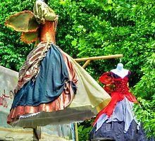 Dress Advertisement Renaissance Style by bannercgtl10