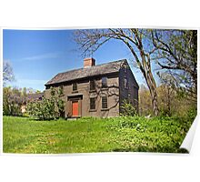 Jacob Whittemore House Minuteman National Park Poster