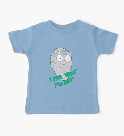 I like what you got - Cromulon - Rick and Morty Baby Tee