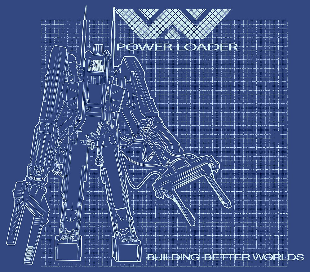 Powerloader Blueprint by buzatron