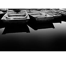 Without A Paddle Photographic Print