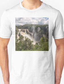 The magnificent Barron Falls Unisex T-Shirt