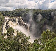 The magnificent Barron Falls by hereswendy