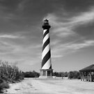 Cape Hatteras Lighthouse by Lisawv