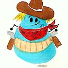 Cowboy Bean by KeLu