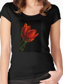 The Tulips  Women's Fitted Scoop T-Shirt