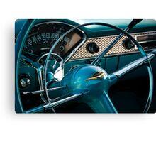 '55 Dash Canvas Print
