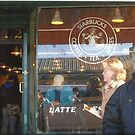Look Ma,it's the First StarBucks! by RobynLee