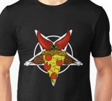 Pizzagram!! A junk food pentagram. Unisex T-Shirt