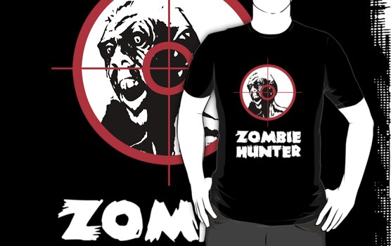 Zombie Hunter by babydollchic