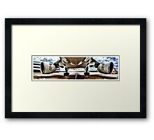 Tough 777 Framed Print
