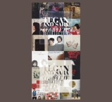 Tegan and Sara Discography by carmanfung